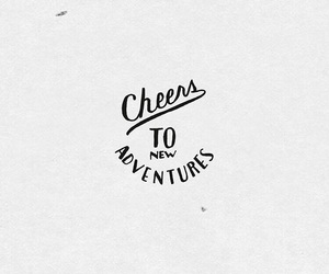 quotes, adventure, and cheer image