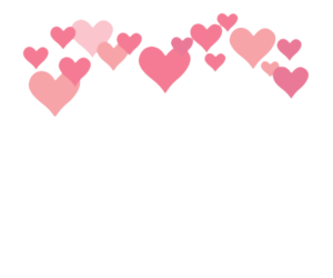 hearts, png, and transparent image