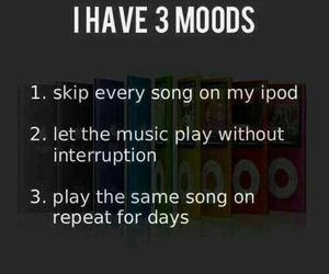 music, mood, and song image