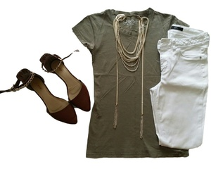fashion, style, and army green image