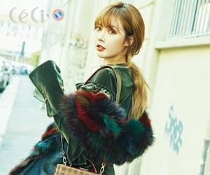 fashion, hyuna, and kimhyuna image