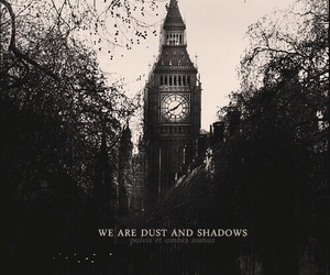 shadow, shadowhunters, and book image