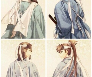 hakuouki and 薄桜鬼 image