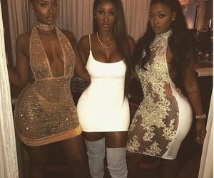 fashion, melanin, and body image