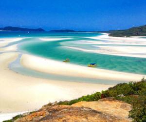 australia, outdoor, and beach image