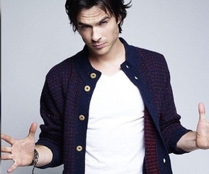 fun and ian somerhalder image