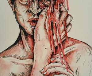 art, body, and boy image