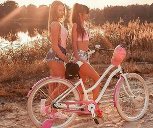 best friends, bff, and girly image