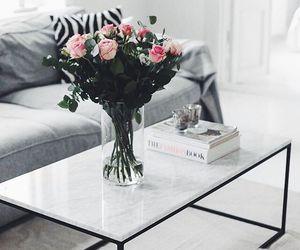 white, decor, and design image
