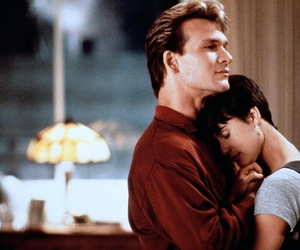 ghost, couple, and patrick swayze image