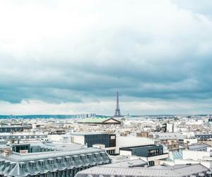 paris, place, and sky image