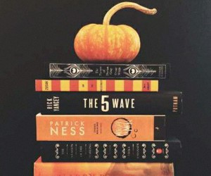 book, Halloween, and read image