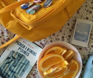 yellow, orange, and aesthetic image