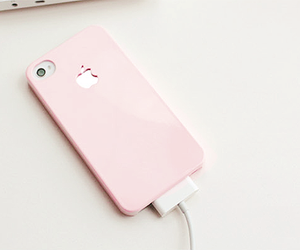 pink, iphone, and pastel image