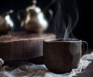 coffee, tea, and Hot image