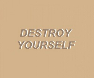 aesthetic, beige, and quotes image