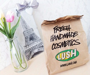 flowers, lush, and indie image