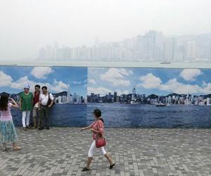 hong kong, photography, and boredpanda.com image