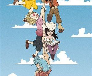 one piece, chopper, and usopp image