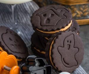 Cookies, food, and Halloween image