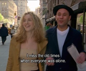 sex and the city, Carrie Bradshaw, and satc image