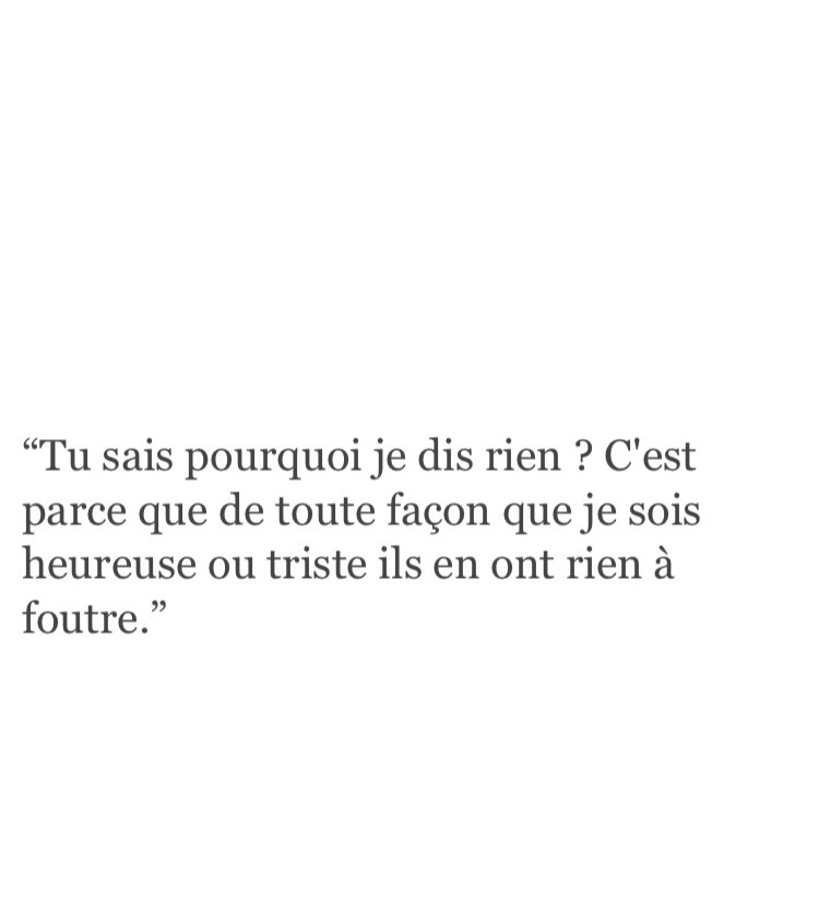 181 Images About Quotes Francais On We Heart It See More About