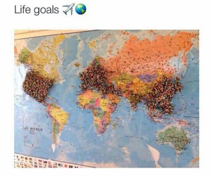 goals and travel image