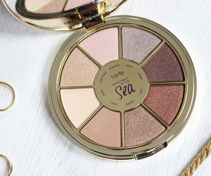 makeup, tarte, and rainforest of the sea image