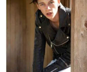 boy, male model, and Ash Stymest image