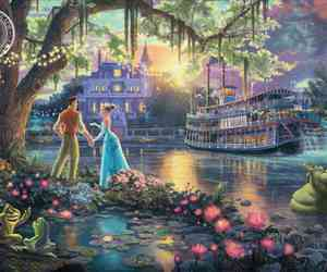 amazing, couple, and disneyland image
