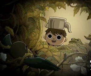 over the garden wall, Greg, and mas alla del jardin image