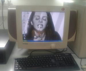 lana del rey, grunge, and computer image