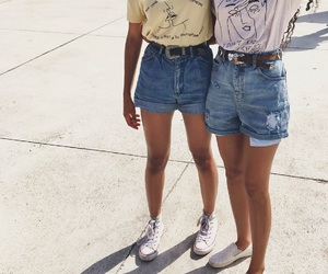 90's, belt, and convers image