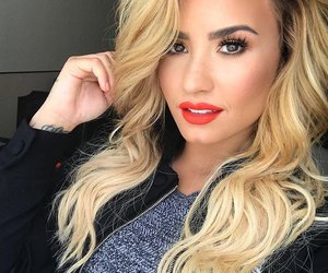 demi lovato, inspiration, and Queen image