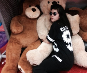 aesthetic, bear, and black image