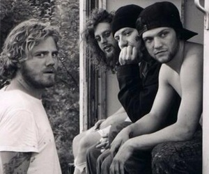 jackass, ryan dunn, and bam margera image