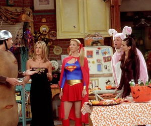 Halloween and friends image