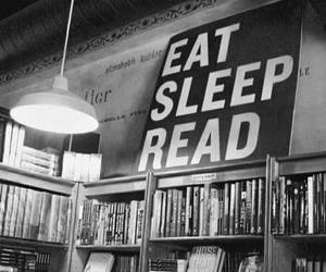 book, read, and eat image