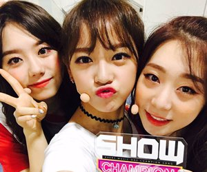 sohye, yeonjung, and sejeong image
