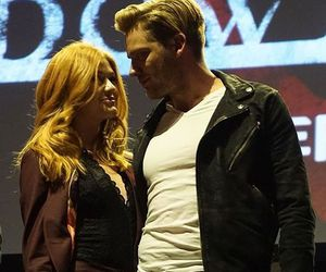 shadowhunters, clace, and katherine mcnamara image