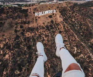 hollywood, travel, and place image