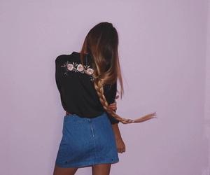 braids, cool, and fabulous image