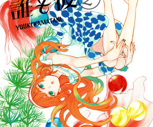anime, cover, and orange image