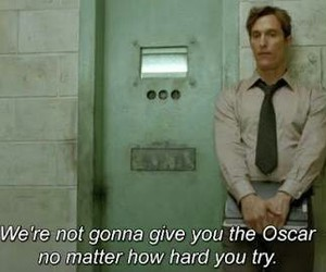 matthew mcconaughey, true detective, and rust cohle image