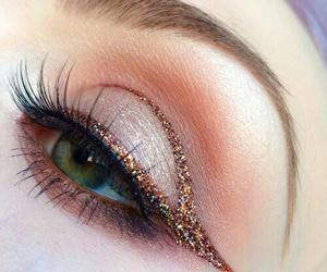 make up, makeup, and beauty image