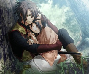 hakuouki and anime image