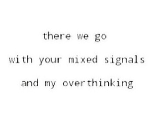 love, mixed, and signal image