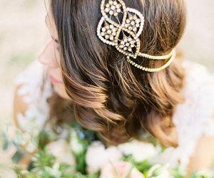 fashion, wedding, and beautiful image