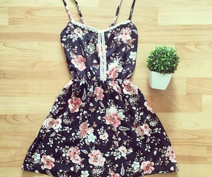 cool, summer, and vestido image