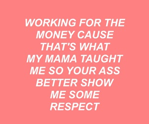 empowerment, Lyrics, and respect image